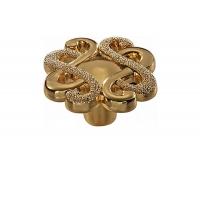 IA108Z04500.70 Ручка-кнопка, отделка золото императорское