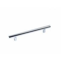 RE10-0800-WB00R Антибактериальная Ручка-рейлинг 800мм никель матовый