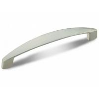 UN17-0128-WB00R Антибактериальная Ручка-скоба 128мм никель матовый