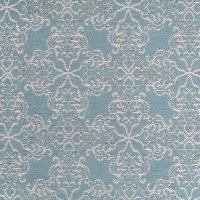Мебельная ткань шенилл SARI Lace Aguamarine (Сари Лэйс Аквамарин)