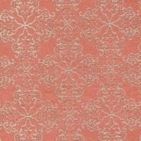 Мебельная ткань шенилл SARI Lace Coral (Сари Лэйс Корал)