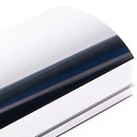 Серебро Полированное, профиль вертикальный Премиум LAGUNA. Алюминиевая система дверей-купе ABSOLUT DOORS SYSTEM