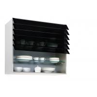 """К-т стекол """"Климбер"""", 600х650 мм, (5 шт.), прозрачный черный"""