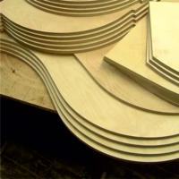 Сложная деталь, закругление на плоскости для фасадов в эмали