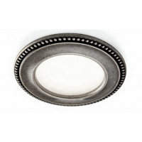 Светодиодный светильник SUN Art, врезной серебро