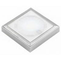 Светодиодный светильник SUN QuadroxT, накладной алюминий