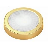 Светодиодный светильник SUNxT накладной золото