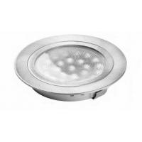 Светодиодный светильник ROUND DY накладной/врезной алюминий