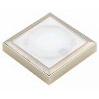 Светодиодный светильник SUN QuadroxT, накладной сталь