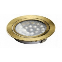 Светодиодный светильник ROUND DY накладной/врезной