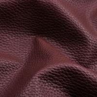 Мебельная ткань искусственная кожа SPIRIT Burgundy (Спирит Бургунди)