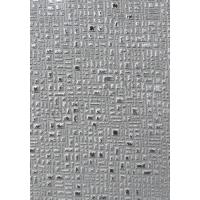 Зеркало СЕРЕБРО матированное узорчатое (глубокое травление) Надир 2550х1650х4
