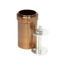 Крепление верхнее регулируемое для трубы D50 мм, бронза