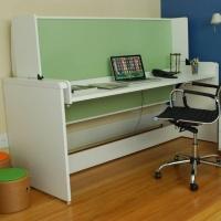 Механизм трансформации диван-рабочий стол Ritzy (M01)