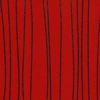 Страйп красный, пленка ПЭТ 313-4