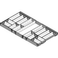 Набор для столовых приборов ORGA-LINE - H=1000 мм / L=500
