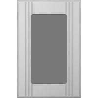 Фрезеровка 237 Трио параллель коллекция Классик фасады Кедр