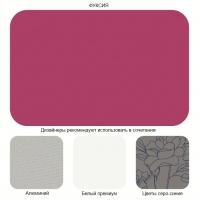 Фуксия розовая (Фуксия) U 337 ST9 16мм, ЛДСП Эггер в структуре Перфект Матовый