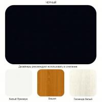 Черный U 999 ST30 16мм, ЛДСП Эггер в структуре Глосс Финиш