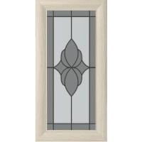 14 ГФ, Витражное стекло для фасадов МДФ Fabriche (Фабриче) в плёнке ПВХ