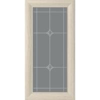 18 ГФ, Витражное стекло для фасадов МДФ Fabriche (Фабриче) в плёнке ПВХ