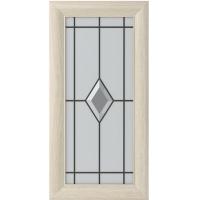 9 ГФ, Витражное стекло для фасадов МДФ Fabriche (Фабриче) в плёнке ПВХ