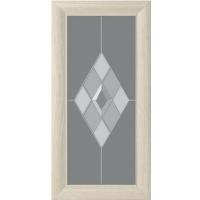 3 СБ, Витражное стекло для фасадов МДФ Fabriche (Фабриче) в плёнке ПВХ