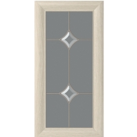 8 СБ, Витражное стекло для фасадов МДФ Fabriche (Фабриче) в плёнке ПВХ