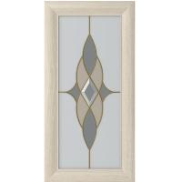 1 ЗТ, Витражное стекло для фасадов МДФ Fabriche (Фабриче) в плёнке ПВХ