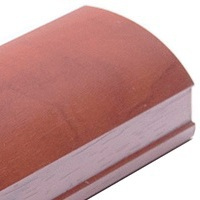 Яблоня, профиль вертикальный Стандарт CLASSIC асимметричный. Алюминиевая система дверей-купе ABSOLUT DOORS SYSTEM