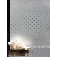 Зеркало СЕРЕБРО матированное узорчатое Паве (верхнее травление) 2750х1605х4