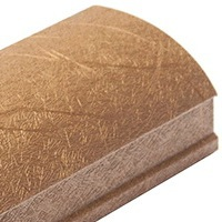 Золотой шелк, профиль вертикальный Шёлк QUADRO. Алюминиевая система дверей-купе ABSOLUT DOORS SYSTEM